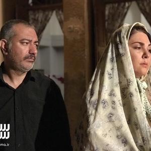محمدرضا هدایتی و لاله اسکندری در فیلم «سیمین»