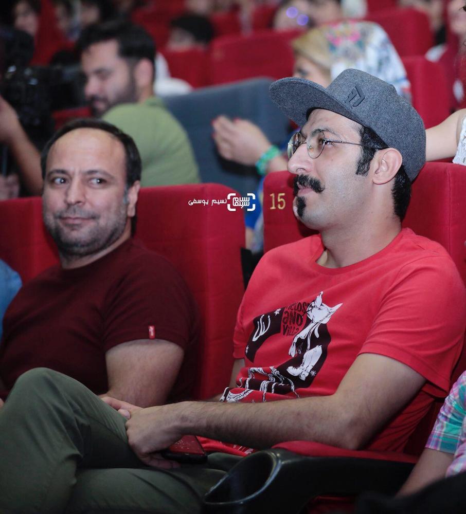محمدحسین امیدی در قرعه كشى ويژه «ساخت ایران2»