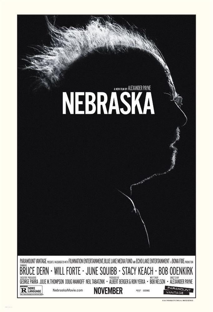 پوستر فیلم «نبراسکا»(Nebraska)
