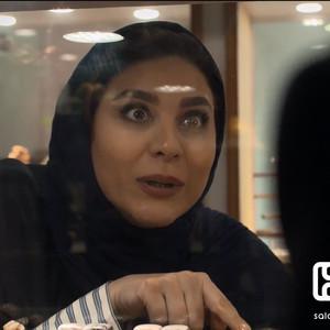 سحر دولتشاهی در قسمت 12 سریال «ساخت ایران2»