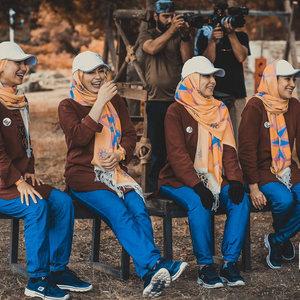 سحر قریشی، لیلا اوتادی، سمانه پاکدل و بهاره افشاری در قسمت سوم مسابقه «13 شمالی»