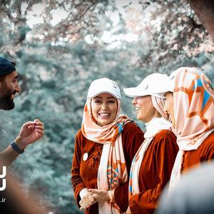 سحر قریشی، هادی کاظمی، سمانه پاکدل و بهاره افشاری در قسمت سوم مسابقه «13 شمالی»