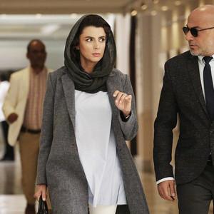 اولین تصویر از لیلا حاتمی و امیر آقایی در فیلم «مردی بدون سایه»