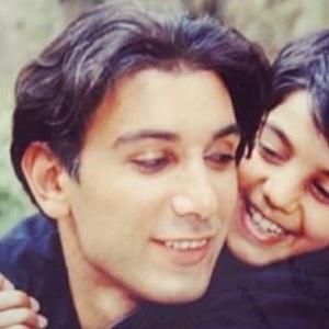 سینا مهراد و شادمهر عقیلی در فیلم «شب برهنه»