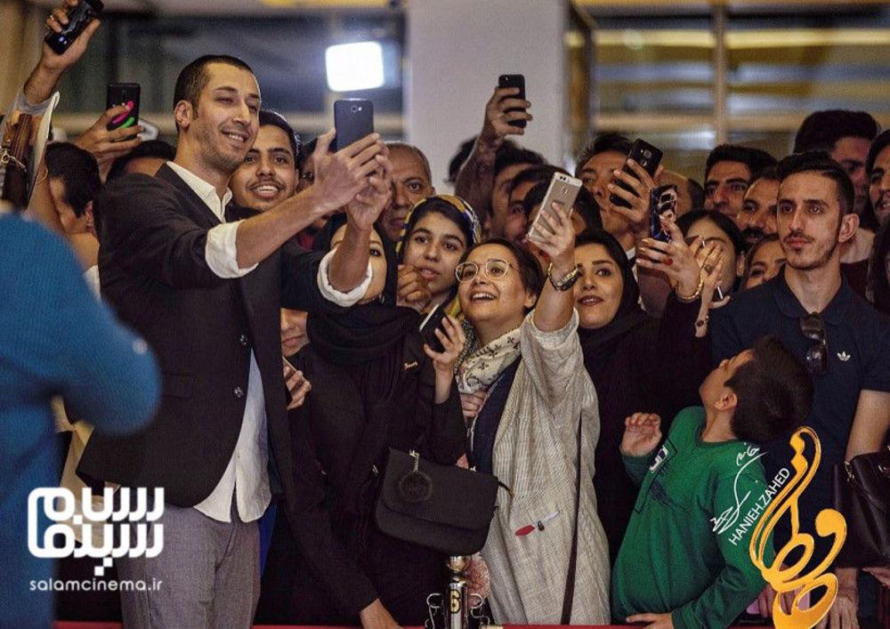 بهرام افشاری در هجدهمین جشن حافظ