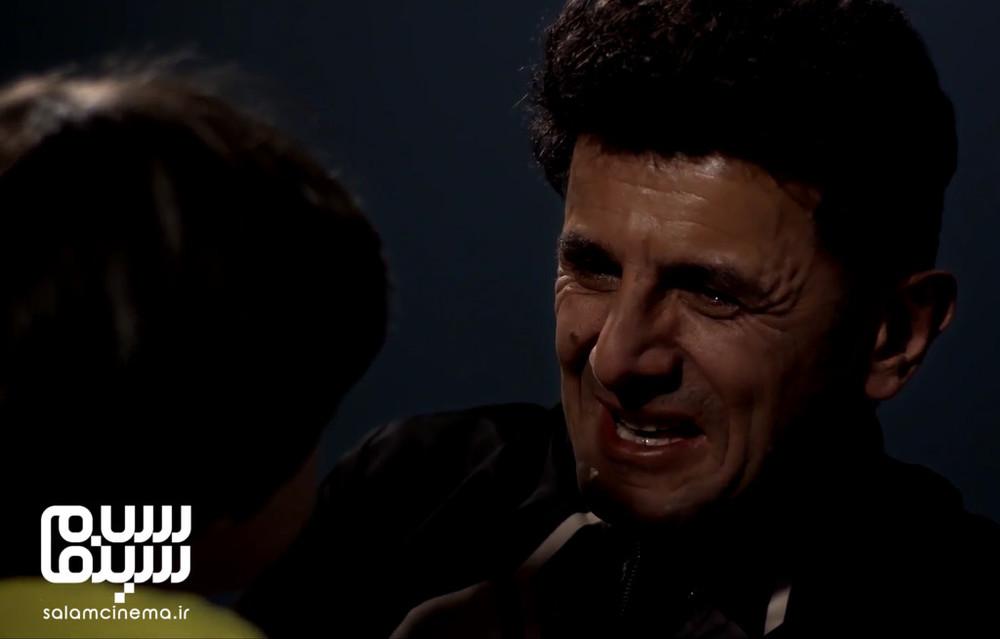 امین حیایی در قسمت 13 سریال «ساخت ایران 2»