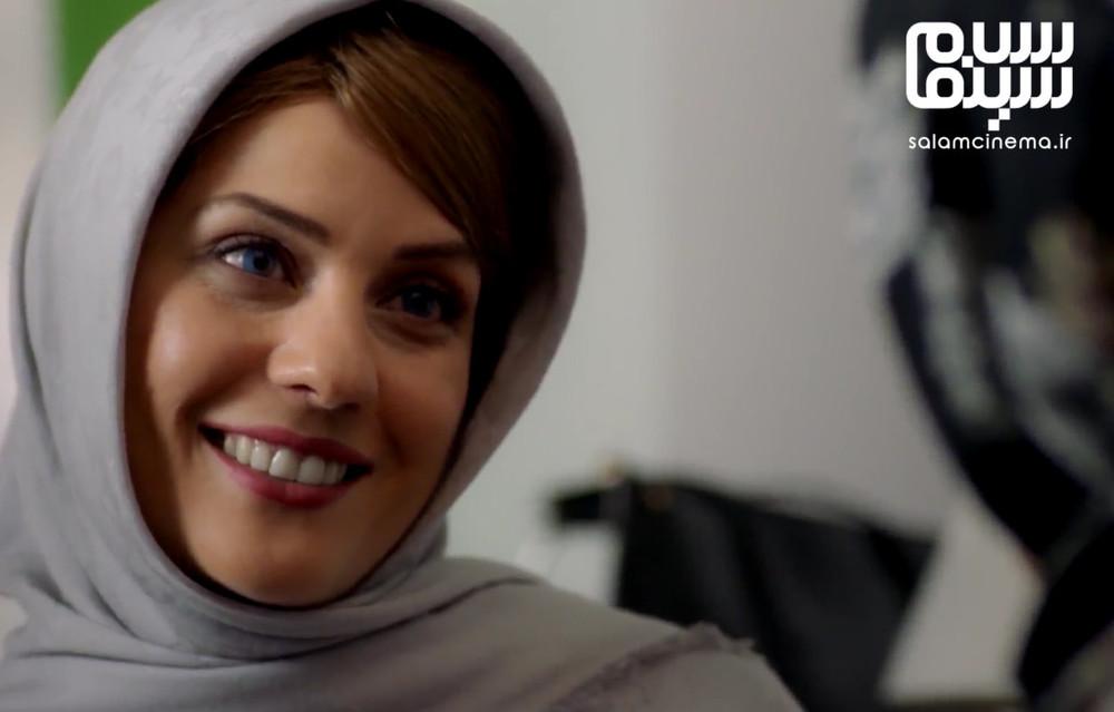سارا بهرامی در قسمت 13 سریال «ساخت ایران 2»