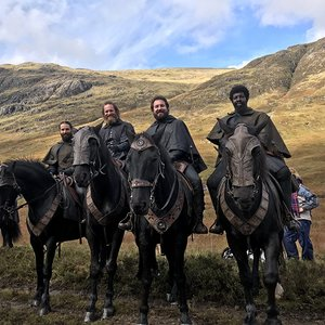 نمایی از فیلم سینمایی «مری ملکه اسکاتلند» Mary Queen of Scots