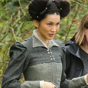 جما چان در نمایی از فیلم سینمایی «مری ملکه اسکاتلند» Mary Queen of Scots