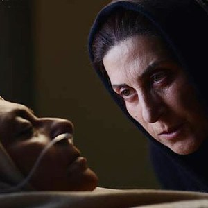 شیرین یزدان بخش و فاطمه معتمدآریا در فیلم بهمن