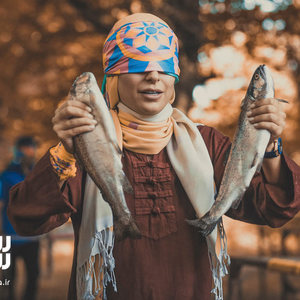 سمانه پاکدل در قسمت چهارم مسابقه «13 شمالی»