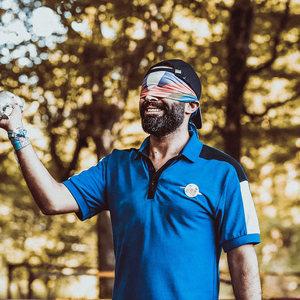 هادی کاظمی در نمایی از قسمت چهارم مسابقه «13 شمالی»