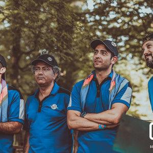 محمدرضا هدایتی، کامبیز دیرباز، هادی کاظمی و امیرحسین آرمان در قسمت چهارم مسابقه «13 شمالی»