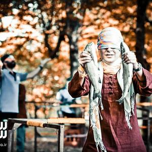 سمانه پاکدل در نمایی از قسمت 4 مسابقه «13 شمالی»