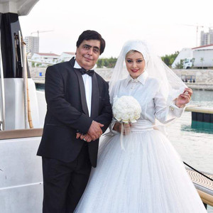 رضا شفیعی جم و سحر قریشی در فیلم سینمایی «آپاچی»