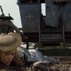 اما استون در نمایی از فیلم سینمایی «سوگلی» (The Favourite)