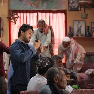 فیلم آرایش غلیظ با بازی حامد بهداد و حبیب رضایی