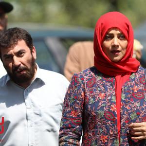 سیامک انصاری و شبنم مقدمی در فیلم «زهرمار»