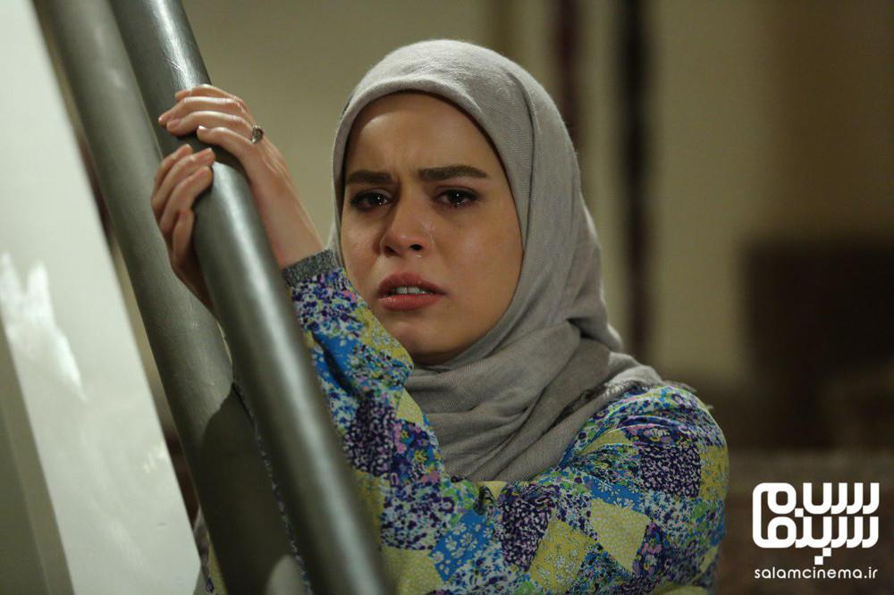ملیکا شریفی نیا در سریال «دل دادگان»