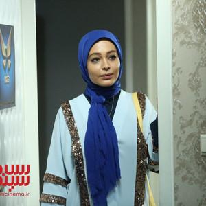 سانیا سالاری در سریال «دل دادگان»