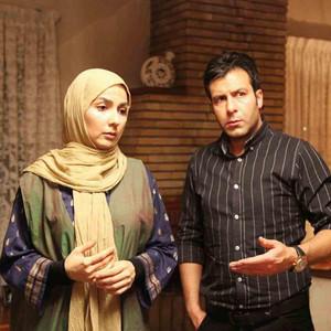 مجید واشقانی و سارا صوفیانی در سریال «روزهای بی قراری 2»