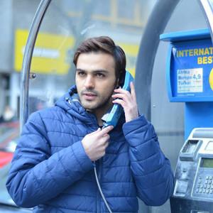 سامان صفاری در فیلم «پارادایس»