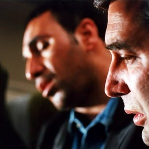 ابراهیم حاتمی کیا در پشت صحنه فیلم «ارتفاع پست»