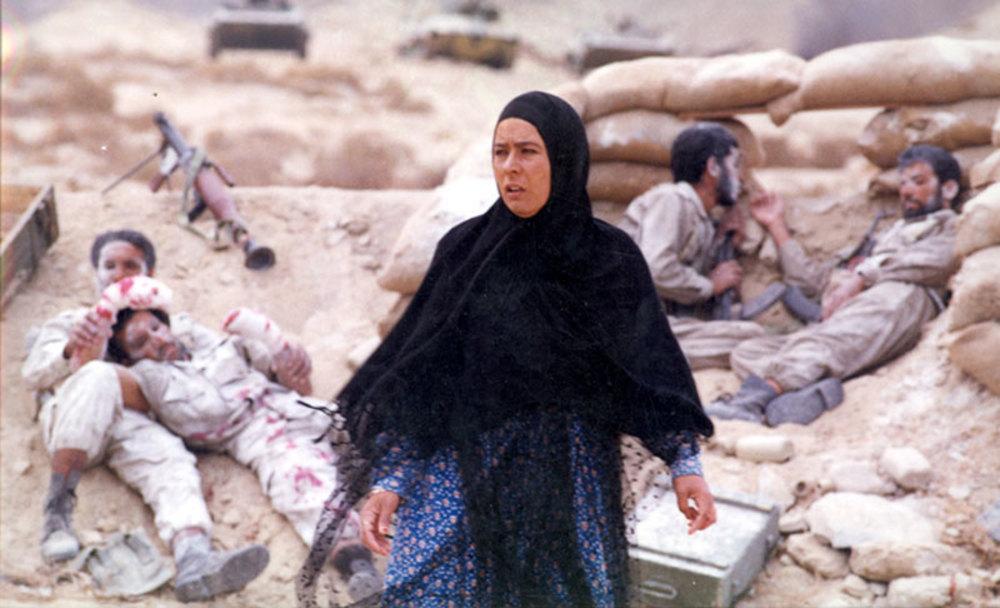 آزیتا حاجیان در فیلم سینمایی «روبان قرمز»