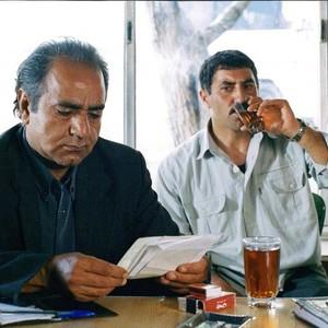 پرویز پرستویی در فیلم سینمایی «کافه ترانزیت»