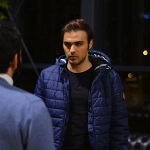 سامان صفاری در فیلم سینمایی «پارادایس»