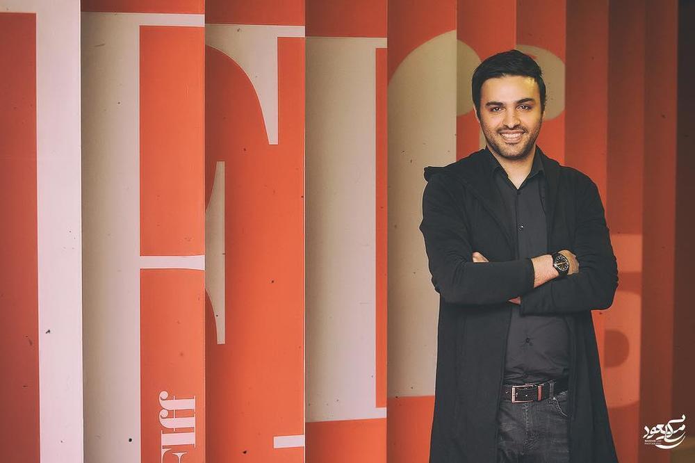 سامان صفاری در اکران فیلم «بی سایه (یک کامیون غروب)» در جشنواره بین المللی فیلم فجر