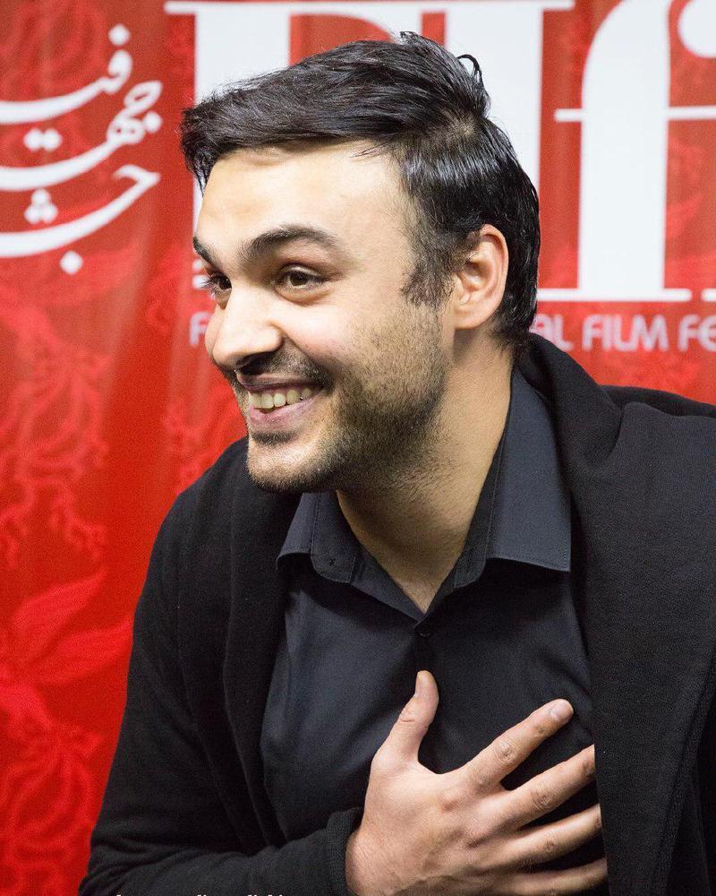سامان صفاری در اکران «بی سایه (یک کامیون غروب)» در جشنواره بین المللی فیلم فجر