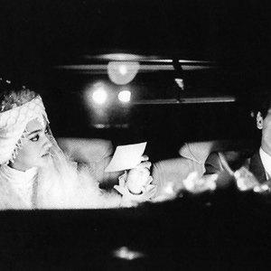 نیکی کریمی و ابوالفضل پورعرب در نمایی از فیلم «عروس»