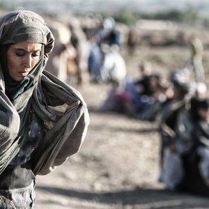 مهتاب کرامتی در فیلم مزار شریف