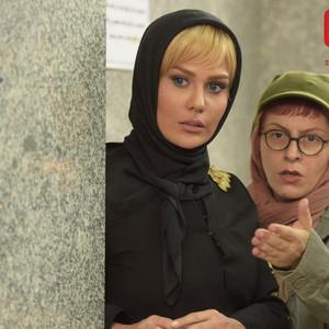 رز رضوی و سوسن پرور در فیلم «سلام علیکم حاج آقا»