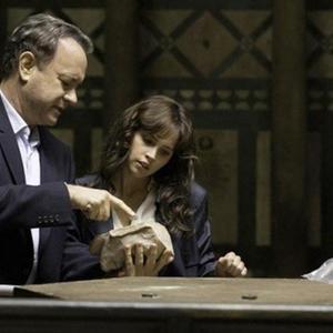 تام هنکس و فلیسیتی جونز در فیلم «دوزخ»(Inferno)