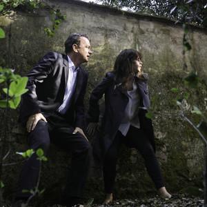 تام هنکس و فلیسیتی جونز در نمایی از فیلم «دوزخ»(Inferno)