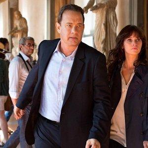 تام هنکس و فلیسیتی جونز در «دوزخ»(Inferno)