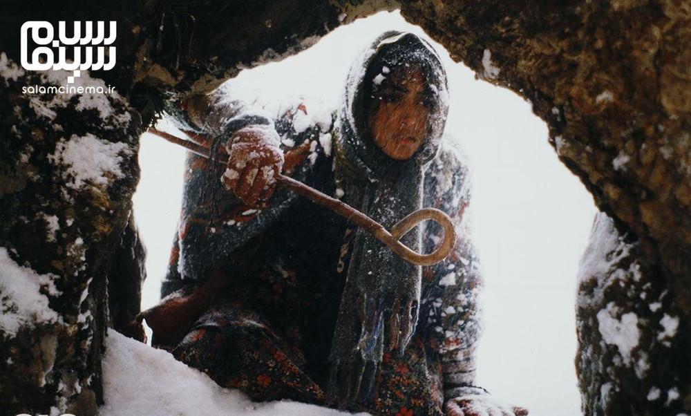 گلشیفته فراهانی در فیلم سینمایی «اشک سرما»