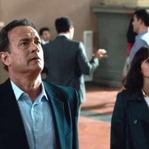 تام هنکس و فلیسیتی جونز در فیلم سینمایی «دوزخ»(Inferno)