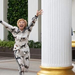 آکوافینا در فیلم سینمایی «آسیایی های خرپول» (Crazy Rich Asians)