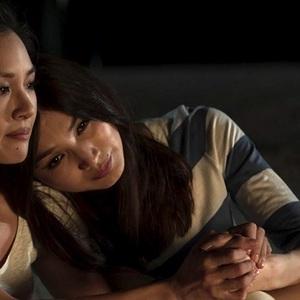 کنستانس وو و جما چان در فیلم سینمایی «آسیایی های خرپول» (Crazy Rich Asians)