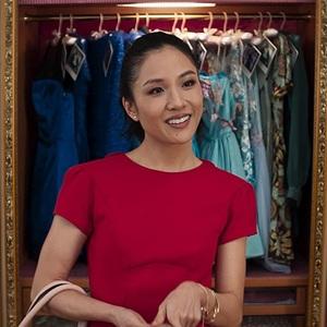 کنستانس وو در فیلم سینمایی «آسیایی های خرپول» (Crazy Rich Asians)