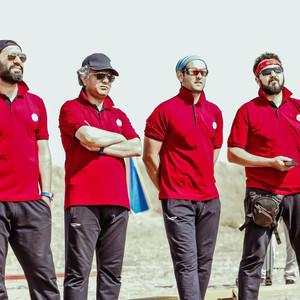 کامبیز دیرباز، امیرحسین آرمان، هادی کاظمی و محمدرضا هدایتی در قسمت 6 سریال «13 شمالی»