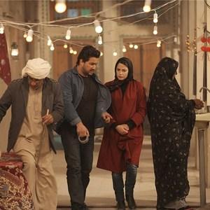 فیلم آرایش غلیظ با بازی حامد بهداد و طناز طباطبایی