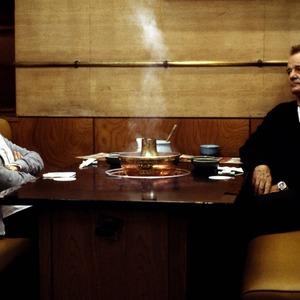بیل مری و اسکارلت جوهانسون در فیلم «گمشده در ترجمه»