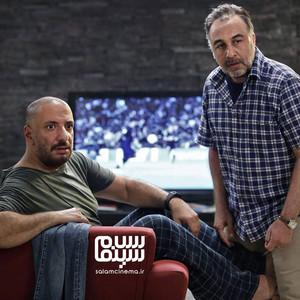 اولین عکس منتشر شده از فیلم «زیر نظر» با بازی رضا عطاران و امیر جعفری