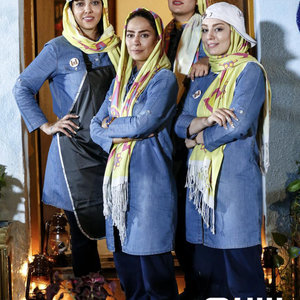 لیلا اوتادی، سحر قریشی، سمانه پاکدل و بهاره افشاری در مسابقه «13 شمالی»