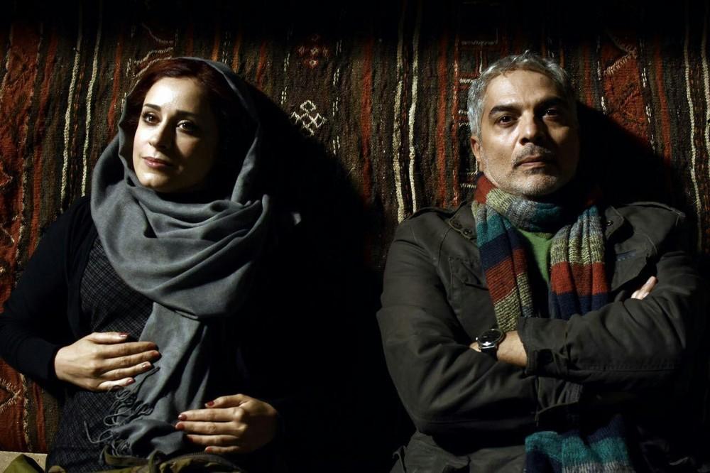 مريم مقدم و مهدی احمدی در فیلم سینمایی «برگ جان»