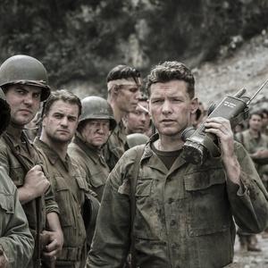 سام ورتینگتون در فیلم «ستیغ ارهای» (Hacksaw Ridge)